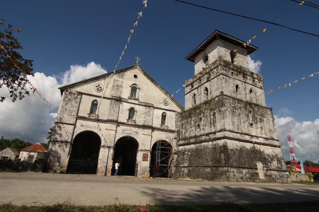 bohol-church