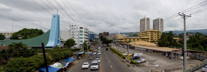 N. Escario Street Cebu City Philippines - Panoramic