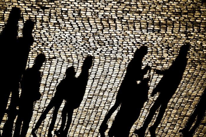 parallel shadows
