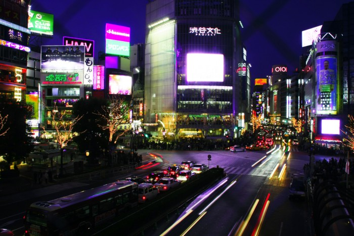The Scenery of Cybercity
