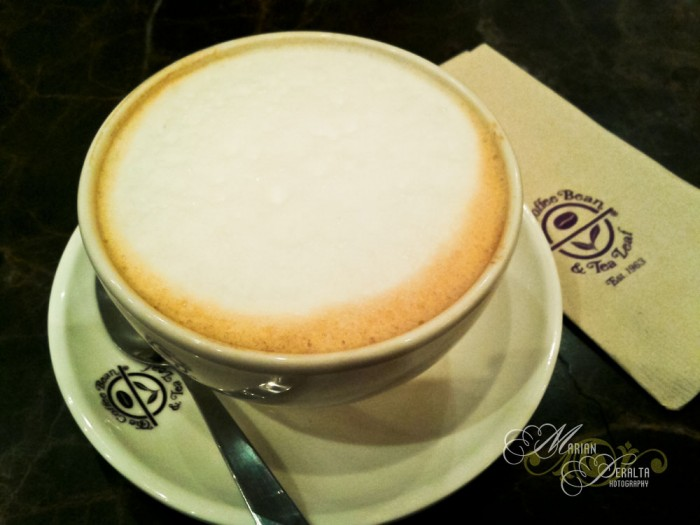 Cappuccino by Coffee Bean