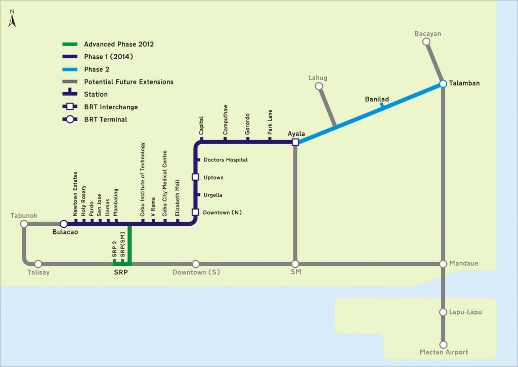 Cebu_BRT_Potential_Network