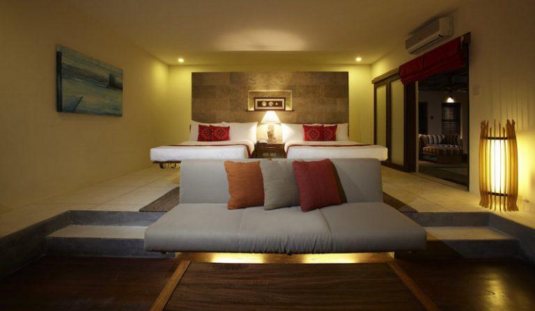 CBluewaterPanglao-FamilyVilla-Bedroom-CloseUp