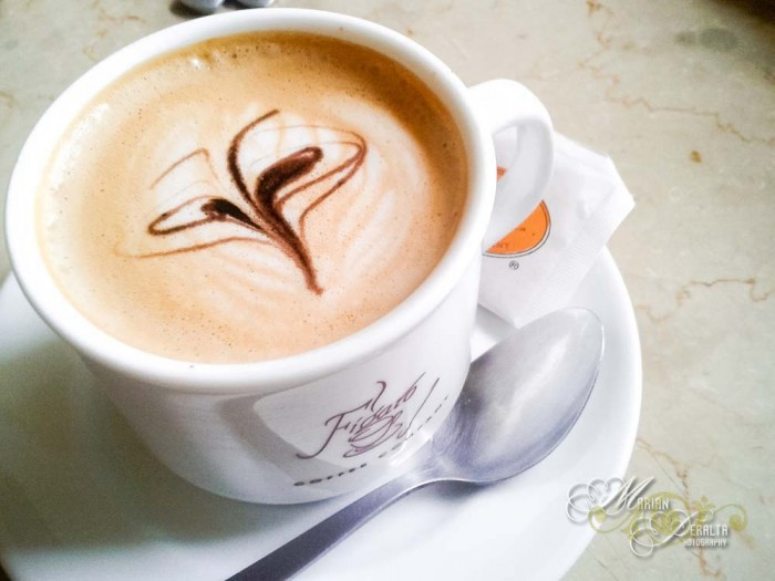 Chocolate Cookie Coffee by Figaro