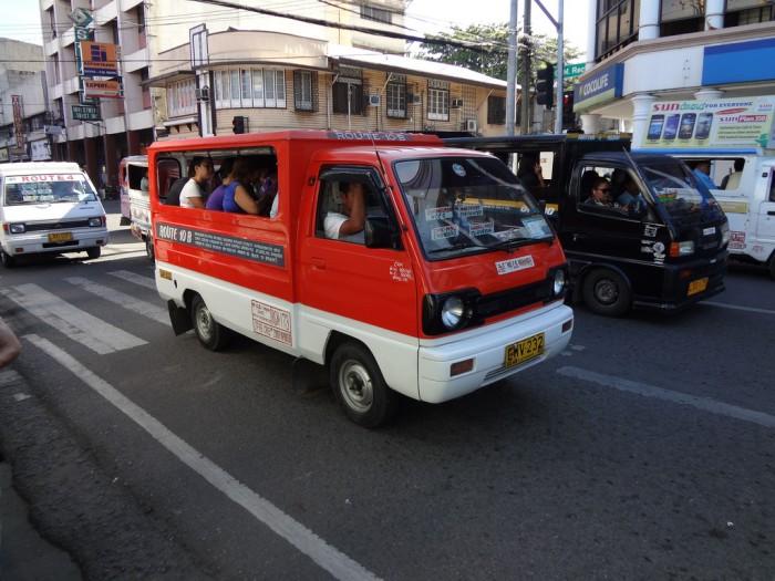 Davao Multicab