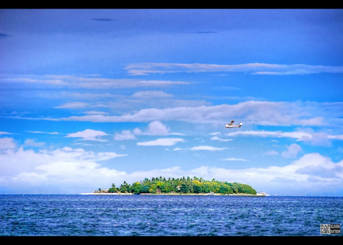 The Island and The Plane