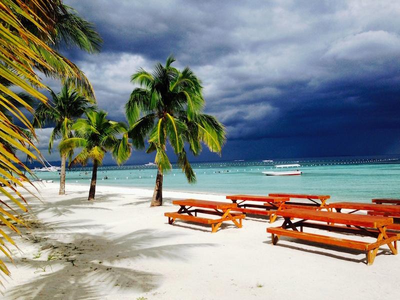 Beach Tables 1